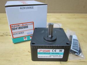 4GN180KE Sesame Speed Reducer Gear Box