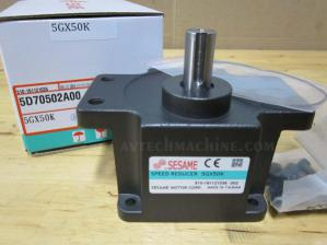 5GX50K Sesame Speed Reducer Gear Box