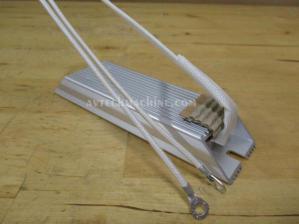 BR080W750-S Delta Inverter Braking Resistor 80W 750Ω
