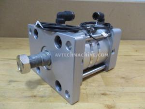 MCQA-11-100-50M+FAC Mindman Pneumatic Cylinder VTJ Magazine Pin Lock