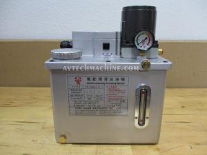 TK-1006ES-C1V1 Tswu Kwan Lubrication Pump  Pressure 12-15KG Pressure Switch 8KG AC110