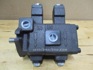 VCM-DF-20D-20D-10 CML Camel Hydraulic Double Variable Displacement Vane Pump Max Pressure 70Kg