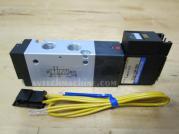 180-4E1-PLL-AC100 Koganei Pneumatic Solenoid Valve 90-132VAC