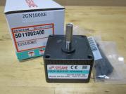 2GN180KE Sesame Speed Reducer Gear Box