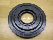 A98L-0004-0249#TCY0038 Fanuc Oil Seal (Threaded) B2B Type 106x36x8mm