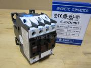 C-09D10D7 NHD Magnetic Contactor Coil 110V 4A Normally Open