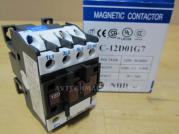 C-12D01G7 NHD Magnetic Contactor Coil 220V Normally Close