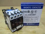 C-12D10D7 NHD Magnetic Contactor Coil 110V, 4A, Normally Open
