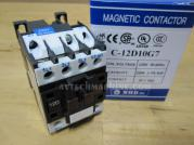 C-12D10G7 NHD Magnetic Contactor Coil 220V Normally Open