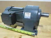 CH200-165S CPG Cheng Pang Induction Gear Motor 1/4HP Ratio 1:165
