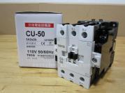 CU-50-3A2a2b-110V Teco Magnetic Contactor 3A2a2b Coil 110V CU50RE5