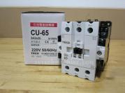 CU-65-3A2a2b-220V Teco Magnetic Contactor 3A2a2b Coil 220V CU65RH5