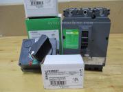 CVS250B3P112A-160A LV429387 LV429337 Schneider Breaker 160A Rotary Handle & Shunt Trip