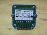DP01-N-S05L U-Chain Rotary Switch 11 Position A to W