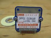 DPP01-010N16R Tosoku Digital Code Rotary Switch 30 Degree Angle