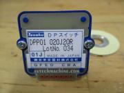 DPP01-020J20R Tosoku Digital Code Rotary Switch 15 Degree Angle