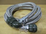 E91F2411Q0030 Fanuc Oi-MC Servo Motor 4th Axis Power Cable Length 12'