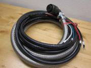 "KZ217015 Fanuc OMD Control X Axis Power Cable Length 220"""