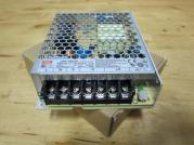 LRS-100-24 Mean Well Power Supply 24VDC