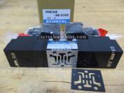 PME346-NB-D24D Fontal Pneumatic Solenoid Valve Coil DC24