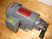 PMO002E3100-CYP12A201 Chen Ying Lubrication Pump & Motor 1/4HP 220/440V