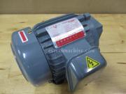 TK-2-1/2HP-230/460V Tswu Kwan Industrial Electric Motor 1/2HP 3 Phase 230/460V